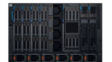 Огляд Dell EMC PowerEdge MX7000
